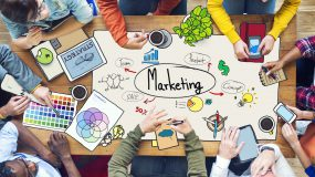 marketing services not for profit